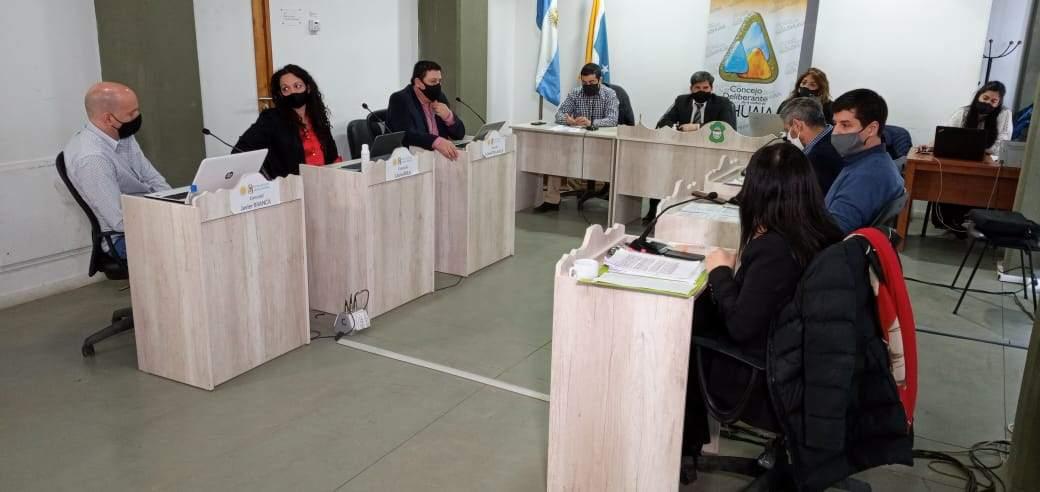 Concejales de Ushuaia expresaron su preocupación por la deuda que el Gobierno de la Provincia mantiene con el Municipio